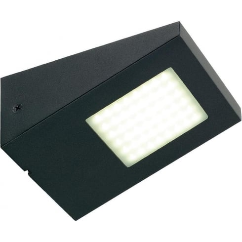 Intalite UK Iperi 231315 Anthracite LED White Wall Light