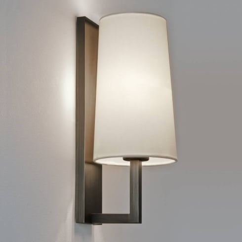 Astro Lighting Riva 350 7023 Bronze Bathroom Surface Wall Light IP44