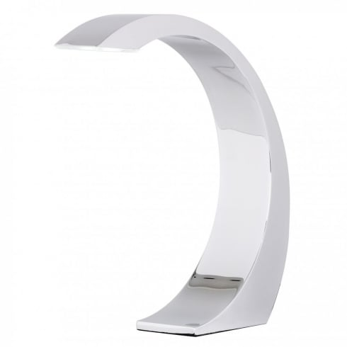 Endon Lighting Kensington KENSINGTON-TLCH Chrome Table & Desk Lamp