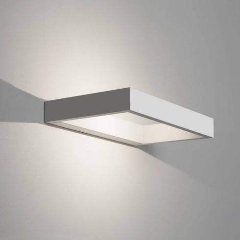 Astro Lighting D Light 0955 Modern LED Surface Wall Light in White