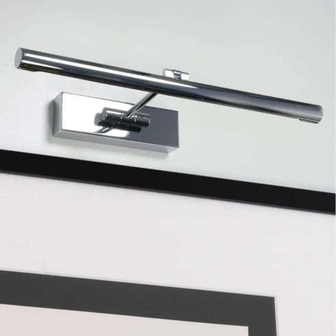 Astro Lighting Goya LED 460 0874 Polished Chrome LED Picture Wall Light 460mm Wide