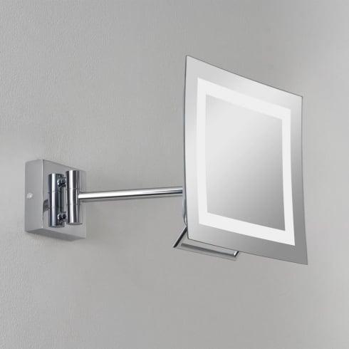 Astro Lighting Niro Plus 0482 Polished Chrome Illuminated Vanity Mirror