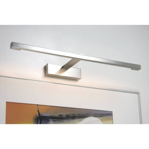 Astro Lighting Teetoo 550 12v 0797 Matt Nickel Linear Square Picture Light 550mm