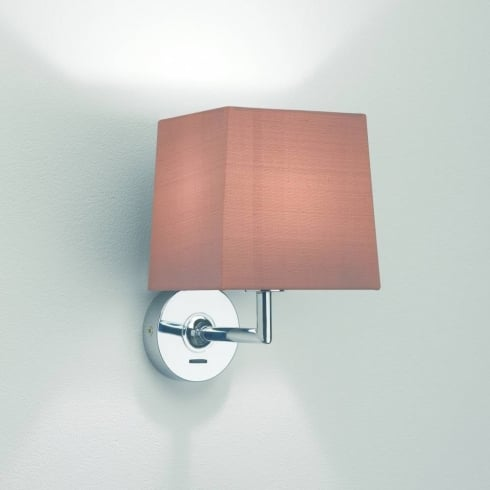 Astro Lighting Appa Solo 0918 Switched Polished Chrome Surface Wall Light