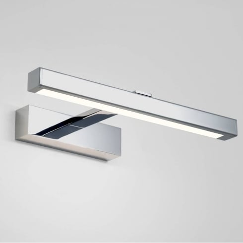 Astro Lighting Kashima 350 LED 7348 Polished Chrome Bathroom Wall Light IP44