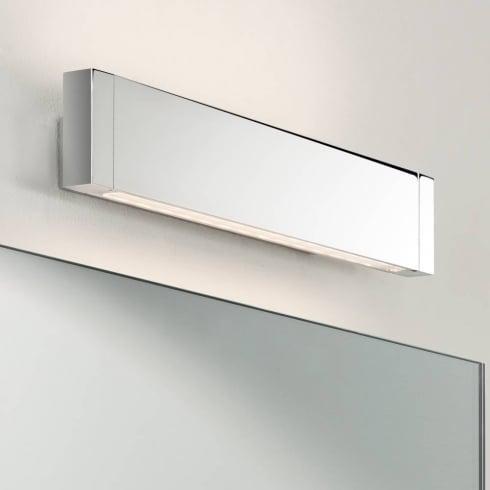 Astro Lighting Bergamo 300 0892 Polished Chrome LED Bathroom Wall Light