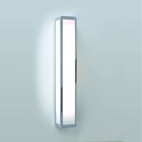 Astro Lighting Mashiko 500 0583 Surface Bathroom Wall Light Polished Chrome IP44