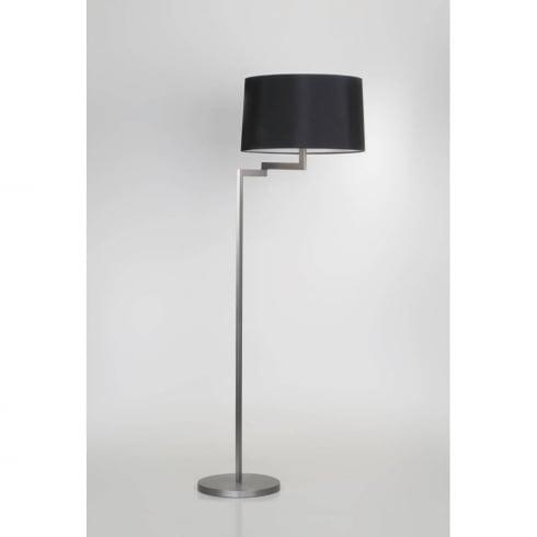 Astro Lighting Momo Floor 4529 Brushed Steel Contemporary Interior Floor Standing Lamp