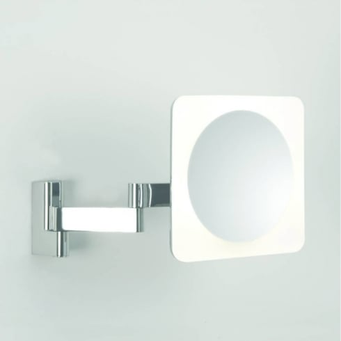 Astro Lighting Niimi 0815 Square Polished Chrome LED Bathroom Illuminated Mirror