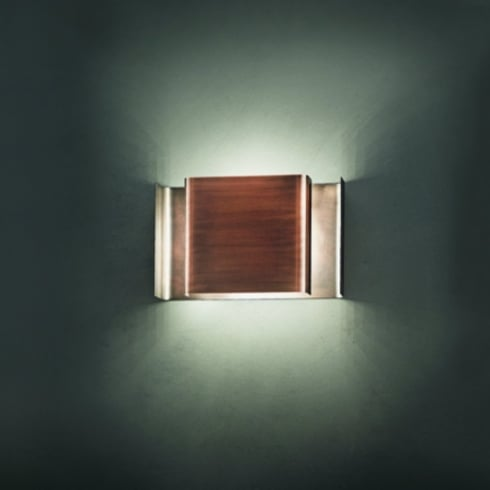 Karboxx Light Alalunga 18PA42FB Bronze Wall Light