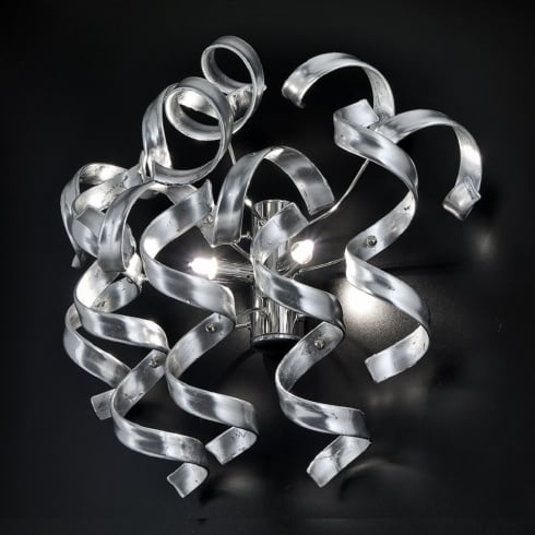 Metal Lux (Astro) Astro 206.102.15 A315P Silver Wall Light