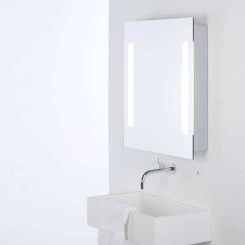 Astro Lighting Livorno 0360 illuminated panel Bathroom mirror Shaver Cabinet IP44
