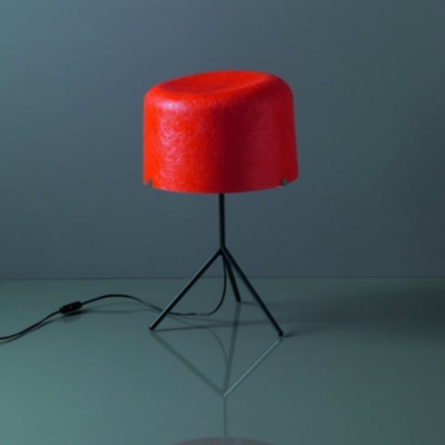 Karboxx Light Ola 09TV32F3 Red Table Lamp