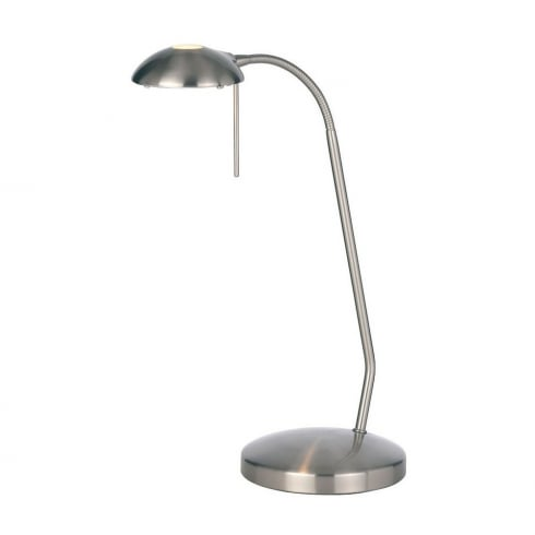 Endon Lighting 656-TL-SC Chrome Table & Desk Lamp