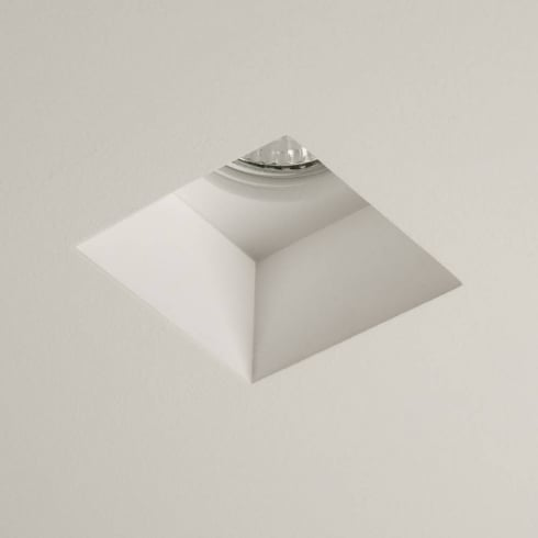 Astro Lighting Blanco 5655 Trimless Square Recessed GU10 Downlight 230V