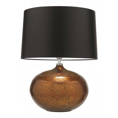Heathfield & Co. Galileo Copper Metallic Table Lamp