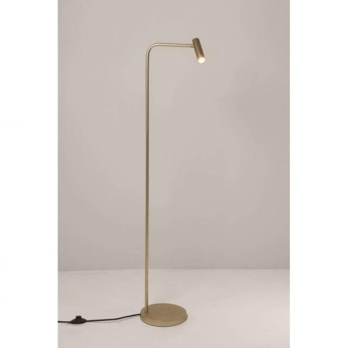 Astro Lighting Enna Floor 4571 LED Floor Standing Lamp in Matt Gold