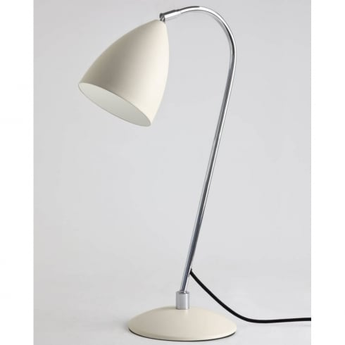 Astro Lighting Joel Table 4545 Cream Switched Desk Lamp