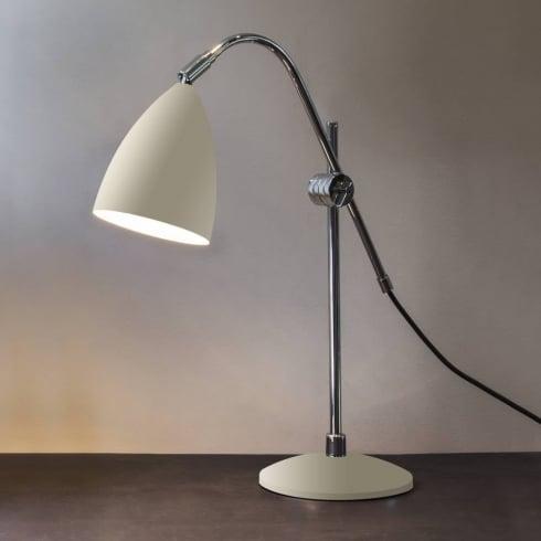 Astro Lighting Joel Grande Table 4552 Matt Cream Large Switched Desk Lamp