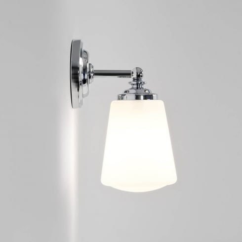Astro Lighting Anton 0507 Unswitched Polished Chrome Finish Bathroom Surface Wall Light