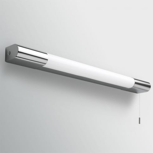 Astro Lighting Palermo 600 0781 Switched Polished Chrome Finish Bathroom Surface Wall Light