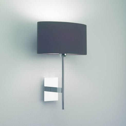 Astro Lighting Lloyd 0920 Unswitched Polished Chrome Finish Surface Wall Light
