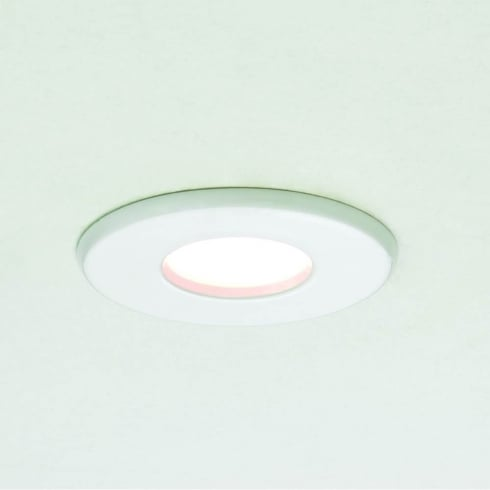 Astro Lighting Kamo 230v 5658 White Finish Bathroom Downlight