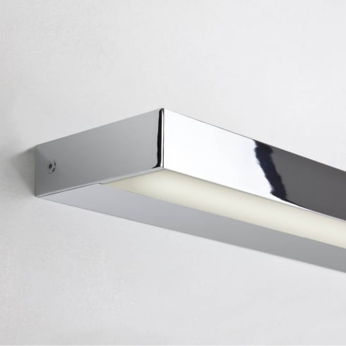 Astro Lighting Axios 900 7110 Unswitched Polished Chrome Finish Bathroom Surface Wall Light