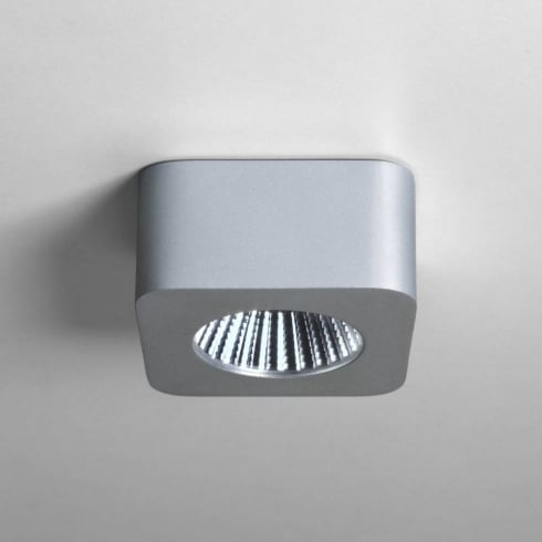 Astro Lighting Samos Square 5682 Aluminium Square Surface LED Under Cabinet Downlight
