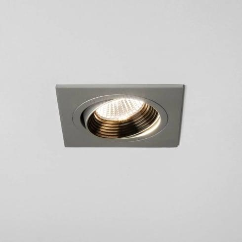 Astro Lighting Aprilia 5694 Square Adjustable Aluminium Integrated LED Recessed Downlight