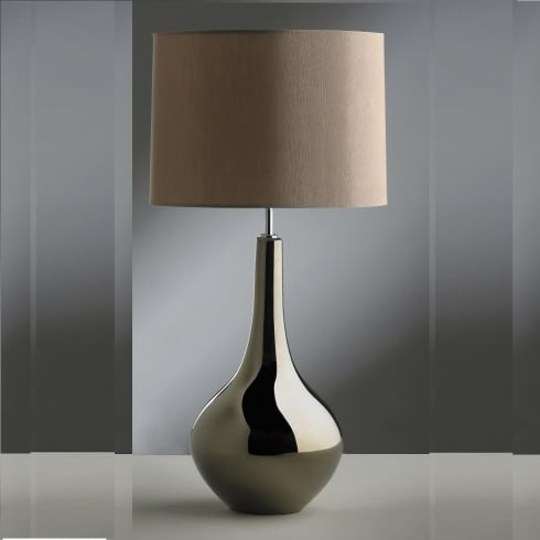 Elstead Lighting Job Metallic Table Lamp