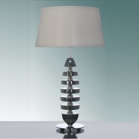 Elstead Lighting Grace Graphite Ceramic Table Lamp
