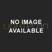 Ibiza IBI4922 Black Round Outdoor Floor Lamp IP44 & Shade