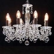 fantastic lighting chandeliers. figaro 411/8 chrome with crystal ball trimmings chandelier. fantastic lighting chandeliers n
