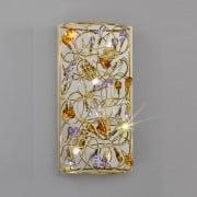 Arabesque 0106.64.3.SSTAV Gold Wall Light