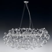 Astro 206.520.01 A798P Crystal Ceiling Light
