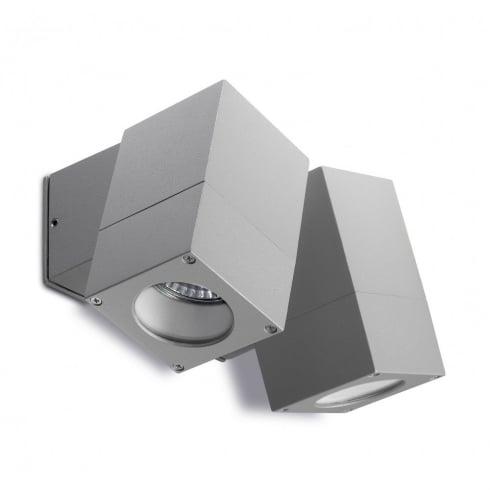 Leds C4 Icaro 05-9191-34-37 Grey Wall Light