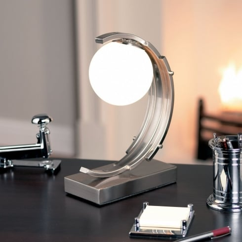 Endon Lighting 589-TL Chrome Table & Desk Lamp