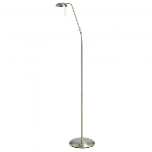 Endon 656-FL-AN Metal Floor Lamp