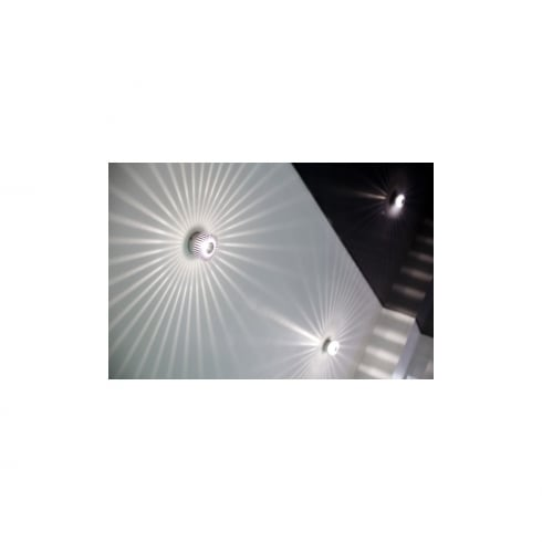 Collingwood Lighting WL041 IP WHITE Aluminium LED Wall Light