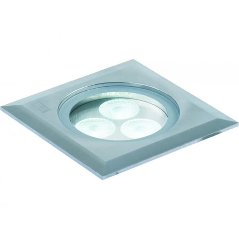Collingwood GL041 F WARM WHITE Stainless Steel LED Ground Light
