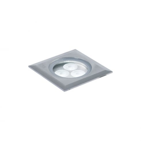 Collingwood GL041 S WHITE Stainless Steel LED Ground Light