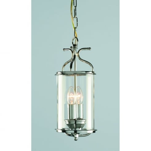 Impex Russell WINCHESTER LG00029/CH Polished Chrome Lantern