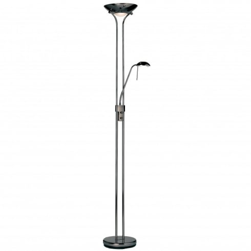 Endon Lighting Rome ROME-BC Chrome Floor Lamp