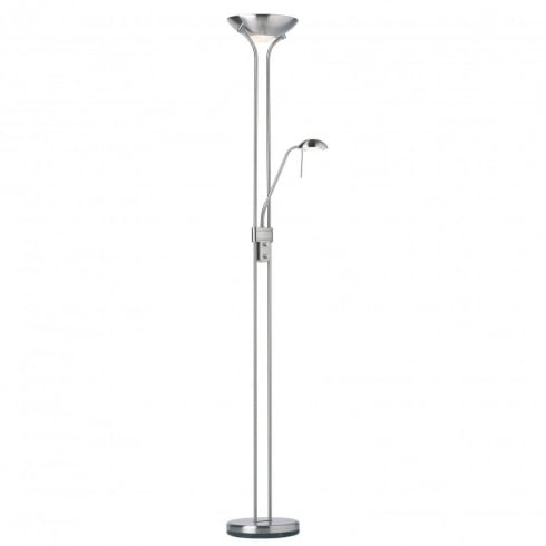 Endon Lighting Rome ROME-SC Chrome Floor Lamps