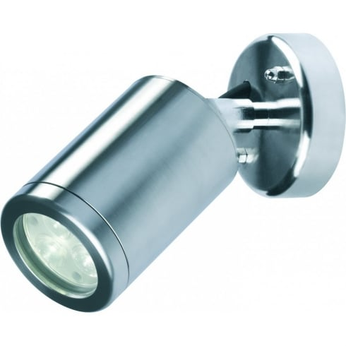 Collingwood Lighting WL020A F WH Stainless Steel LED Wall Light