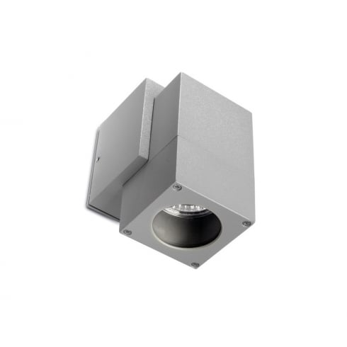 LedsC4 Lighting Icaro 05-9190-34-37 Grey Wall Light