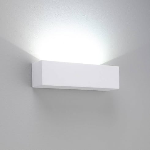 Astro Parma 250 LED Surface Wall Light Plaster