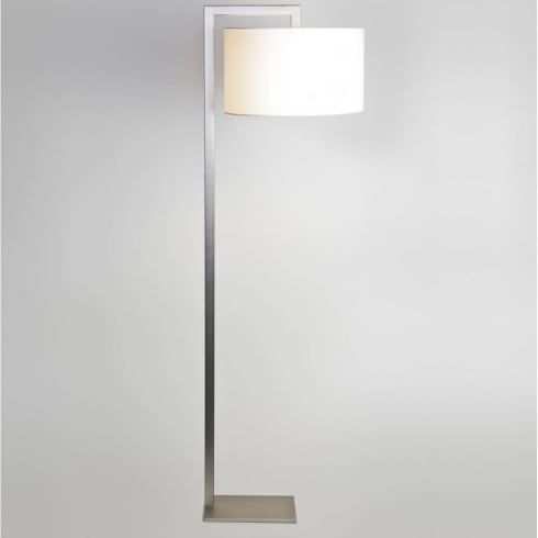 Astro Lighting Ravello 4538 Matt Nickel Contemporary Floor Lamp