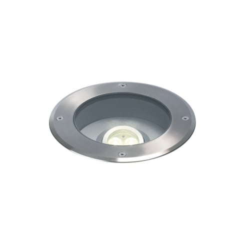 Collingwood Lighting GL007A S WH Stainless Steel LED Ground Light